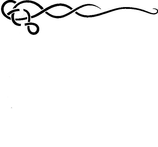 Clipart gun border. Celtic knot clip art