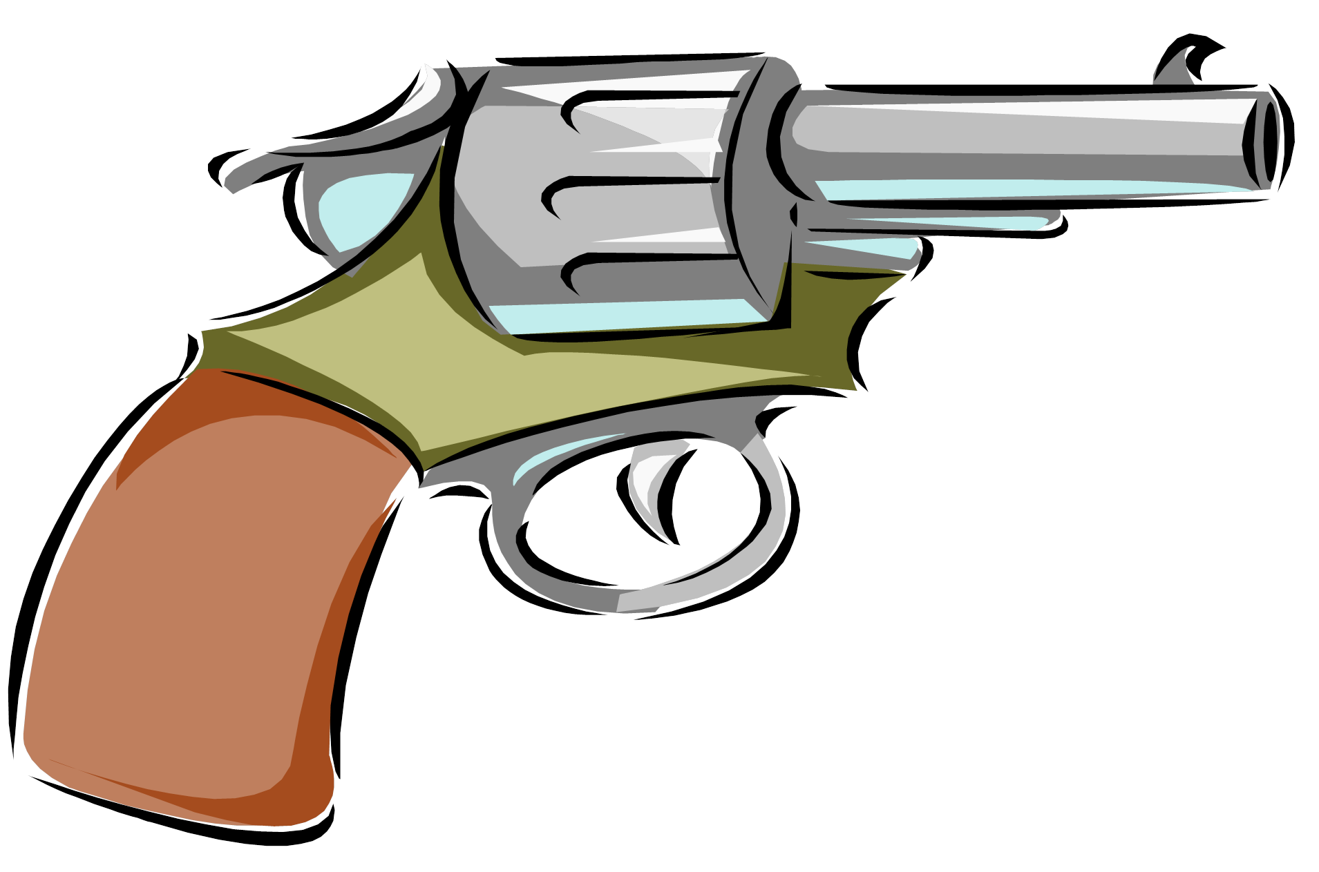 Clipart gun boy. Guns cartoon group free