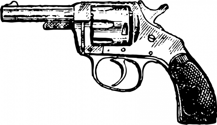 Cowboy clipart gun clipart. Http publicdomainvectors org en