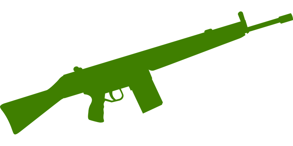 Weapons image group free. Gun clipart crossed