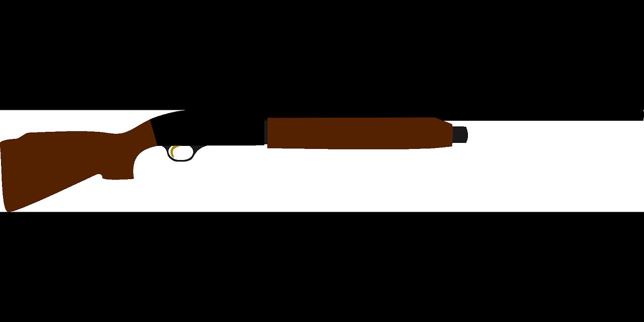 Clipart gun easy. Best survival shotguns urban