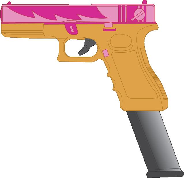 Clipart gun file. Image britney sweet s