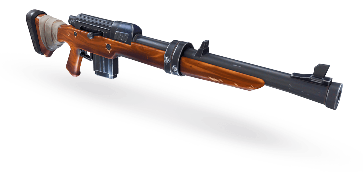 Clipart gun fortnite. De epic games ranged
