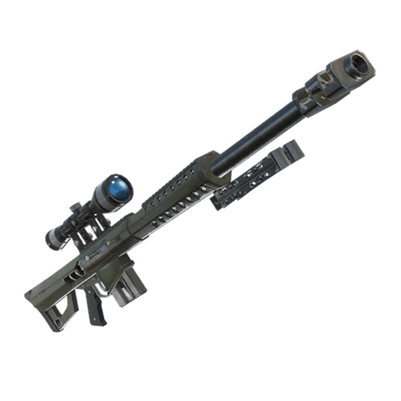 Clipart gun fortnite. Leaks new heavy sniper