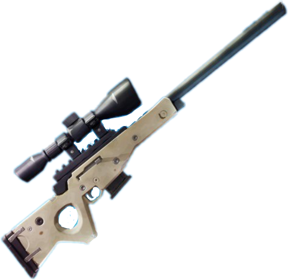 Sticker by didi . Clipart gun fortnite