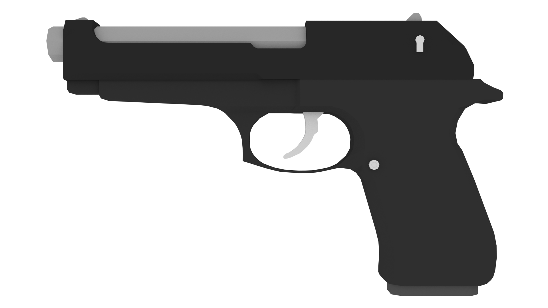 Guns clipart fps. Low poly arms pack