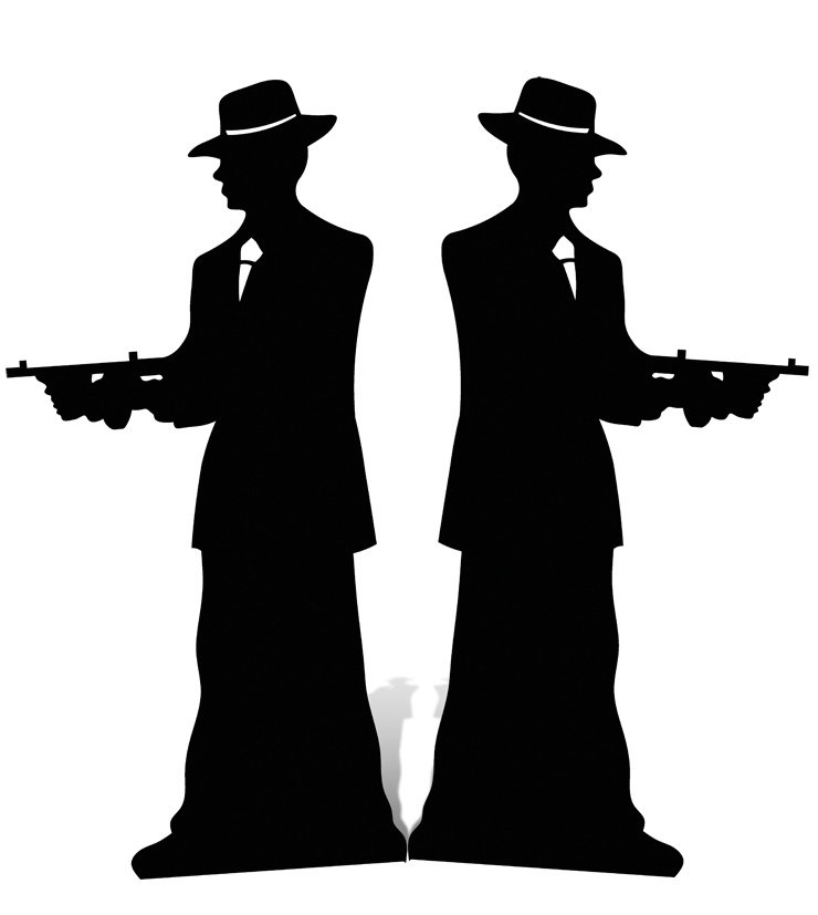 Guns clipart gangster. Free mafia cliparts download
