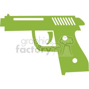 Clipart gun green. Royalty free