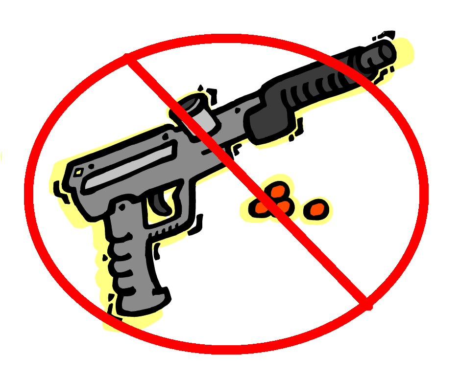 Al qaeda panda free. Clipart gun gun violence