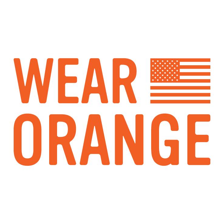 Clipart gun gun violence. Wear orange for safety