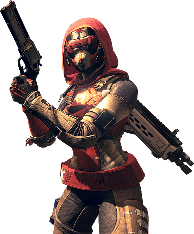 Hunter clipart gun drawing. Destiny wiki fandom powered