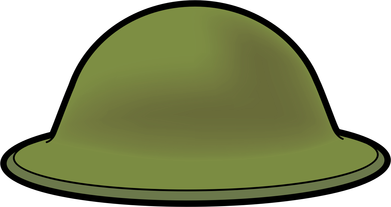 Military drawing at getdrawings. Clipart gun helmet
