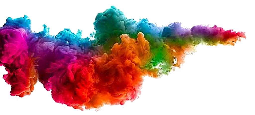 Color png transparent images. Festival clipart holi