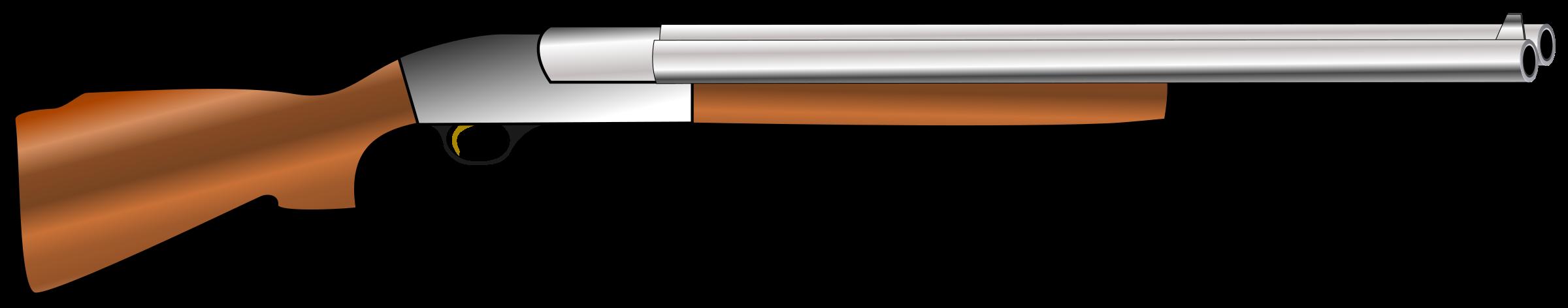 Clipart gun hunting gun. Rifle big image png