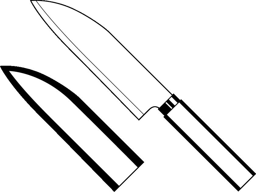 Clip art free panda. White clipart knife