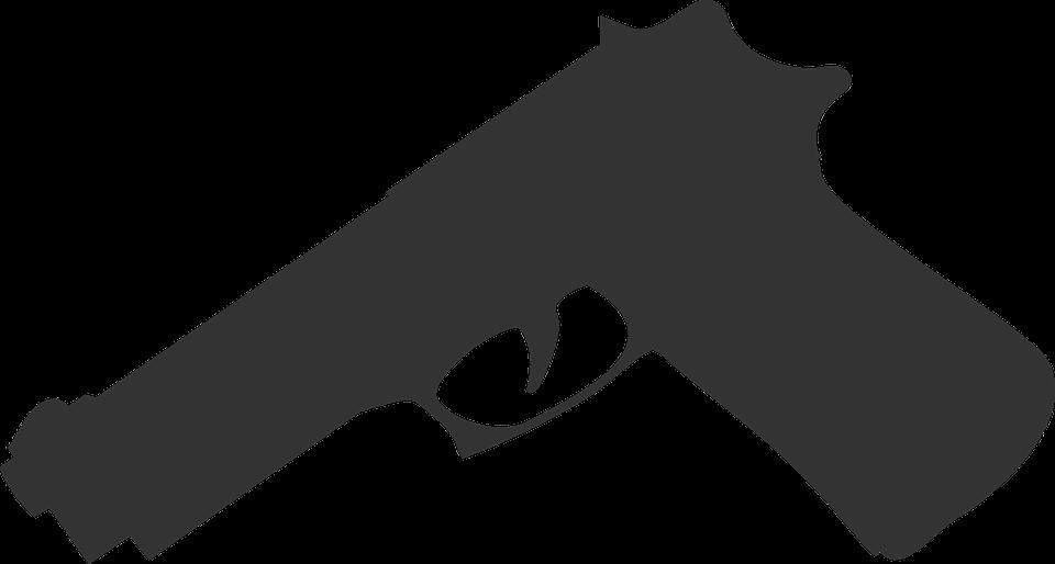 Clipart gun laser. Weapon pinart caliber pistol