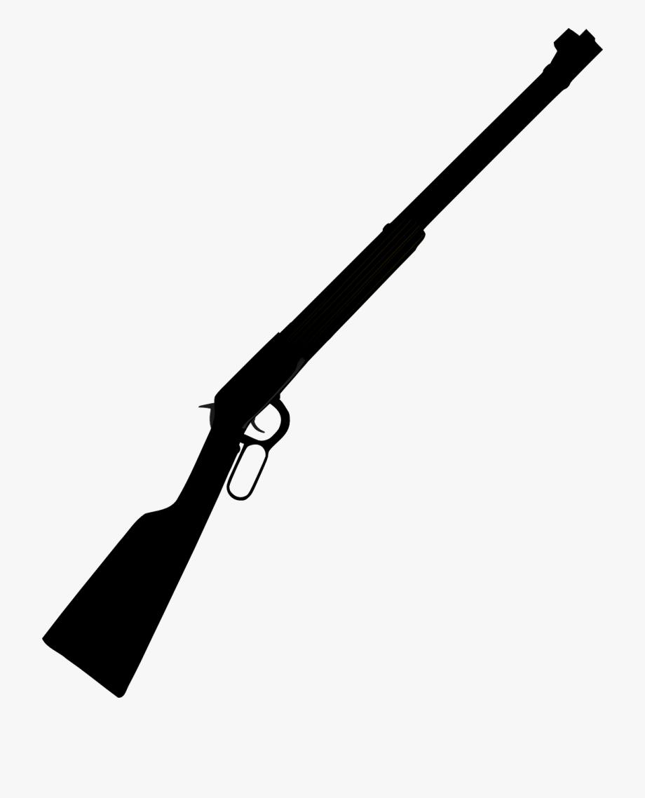 Shot clipart rifle shooting. Silhouette png gun clip