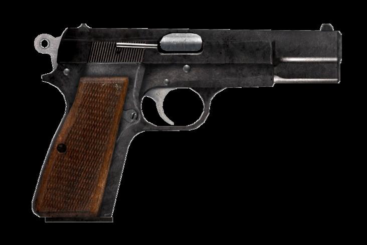 Clipart gun m1911. Creation club request ps