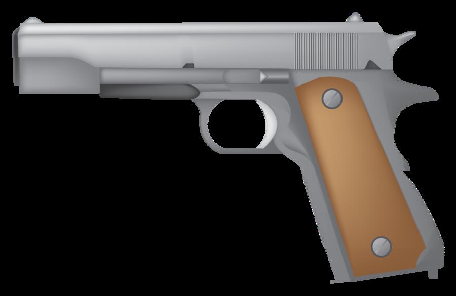 Guns clipart m1911. M drawing at getdrawings