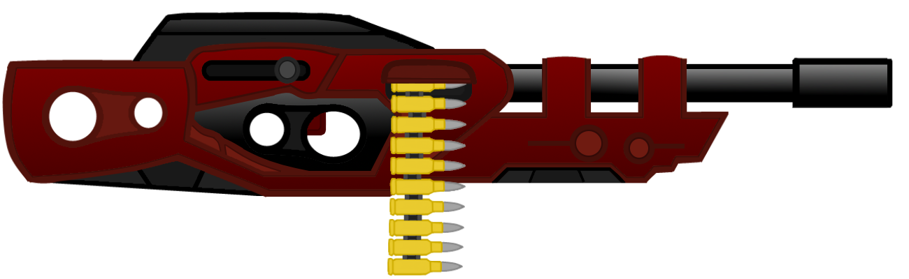 H heavy concept by. Clipart gun machine gun