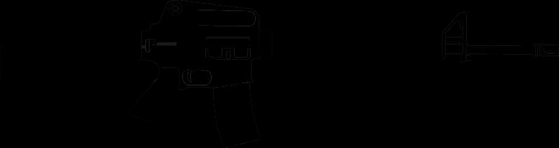 Free rifle cliparts download. Clipart gun military gun