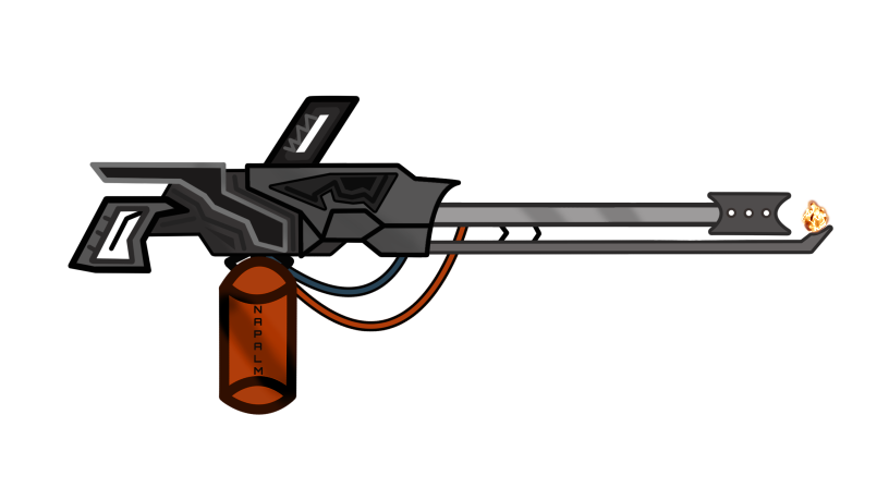 Art pb fan artwork. Clipart gun old fashioned