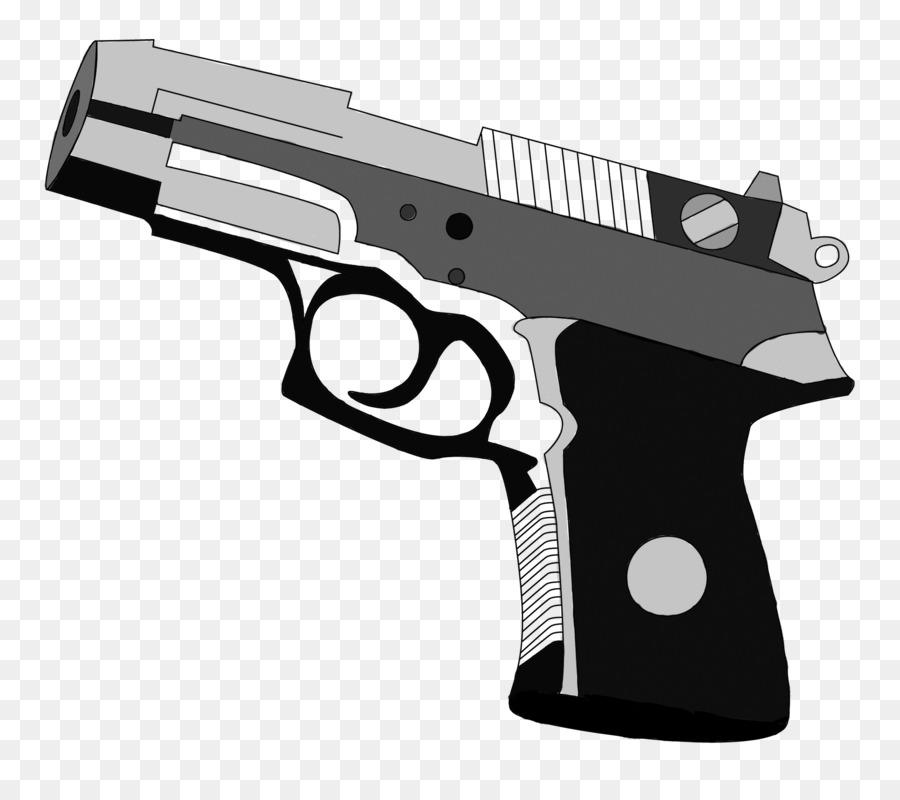 Clipart gun police. Cartoon product transparent