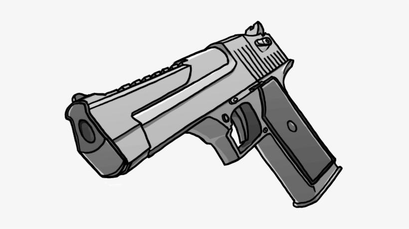 Clipart gun real gun. Transparent drawing free