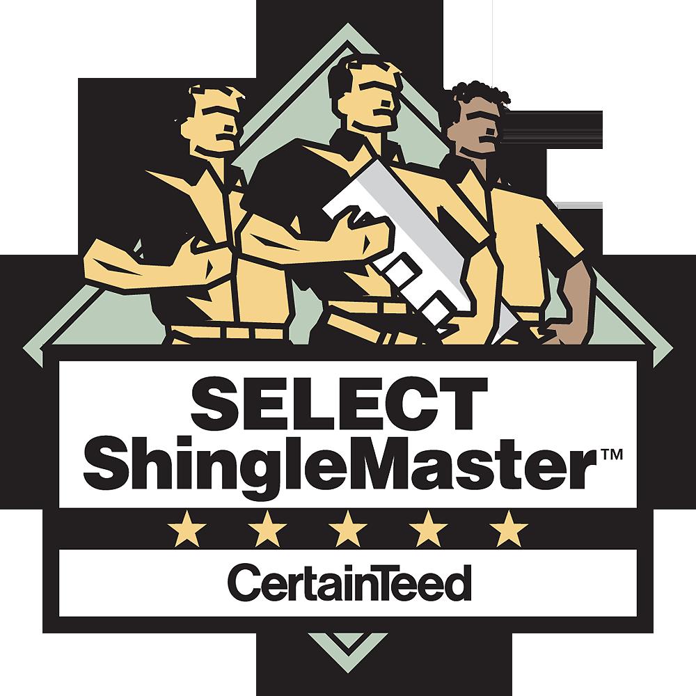 Select shingle master hamblet. Clipart gun roofing