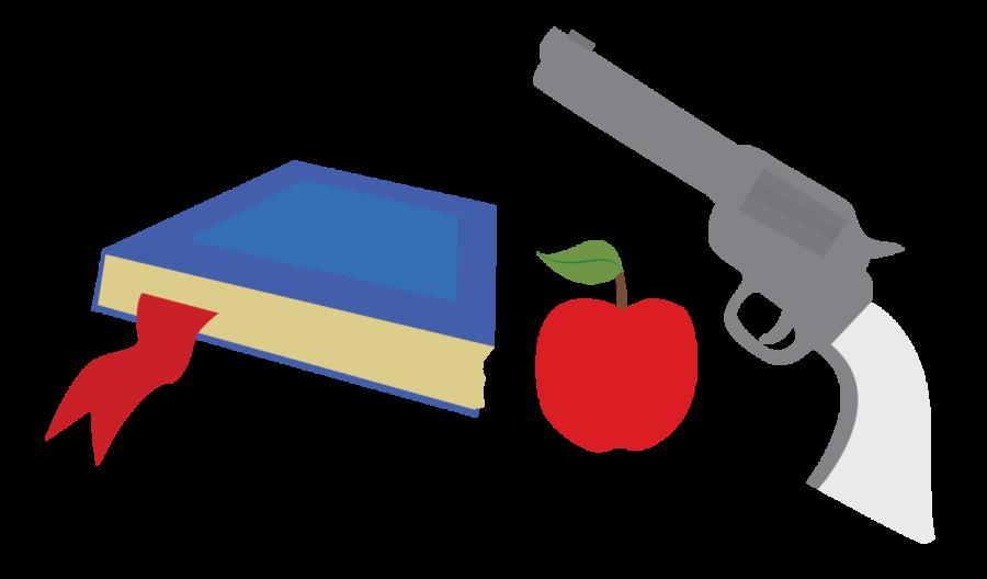 clipart gun school shooting