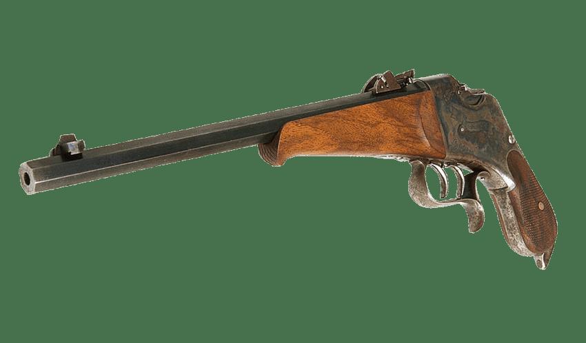 Clipart gun shotgun. Old fashioned frames illustrations