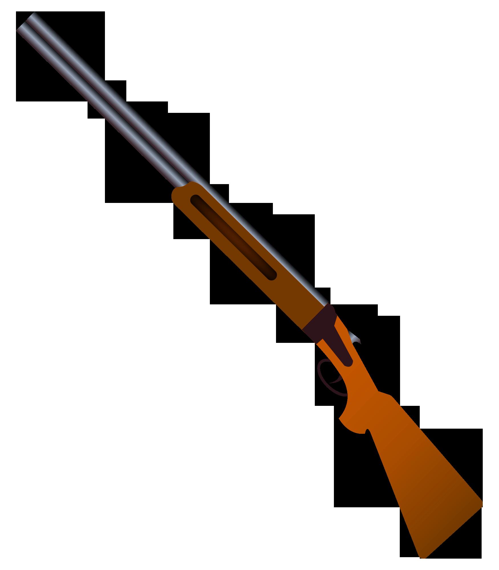 Clipart gun shotgun. Png image purepng free