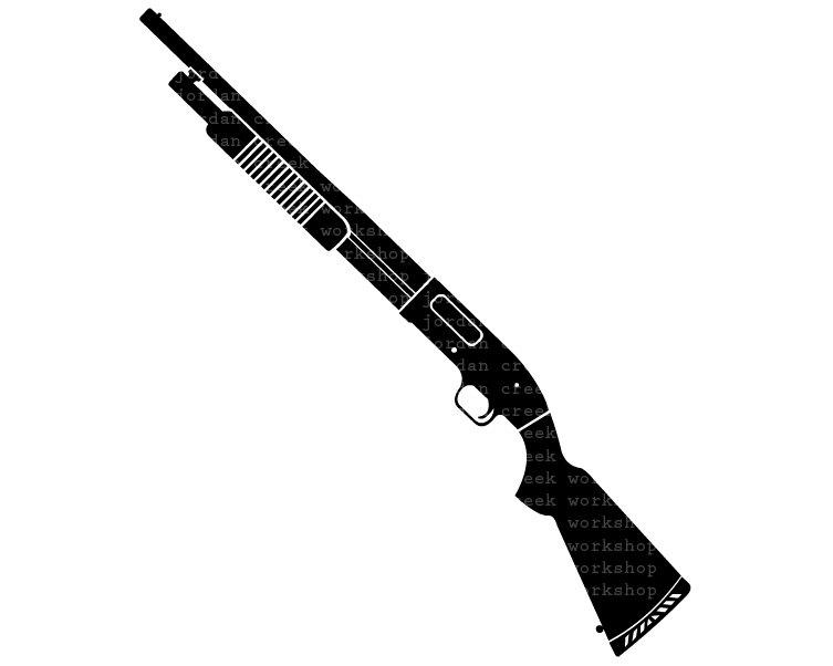Free shot cliparts download. Clipart gun shotgun