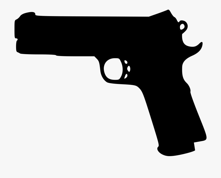 Gun free cliparts on. Guns clipart simple
