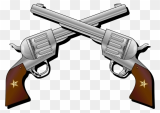 Clipart gun six shooter. Png royalty free stock