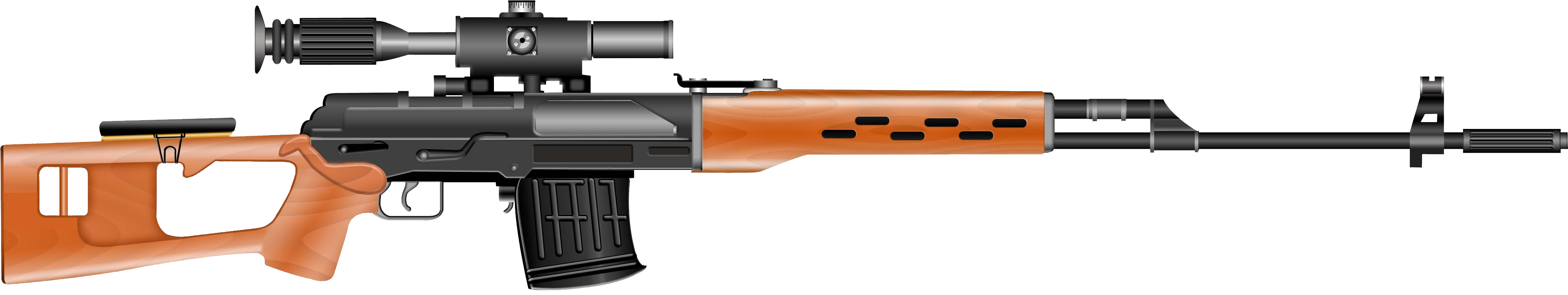 Clipart gun sniper, Clipart gun sniper Transparent FREE ...