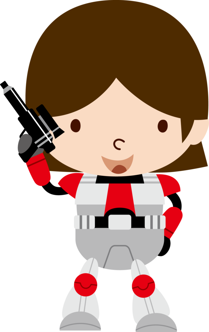 Pinterest clone trooper. Clipart gun star wars