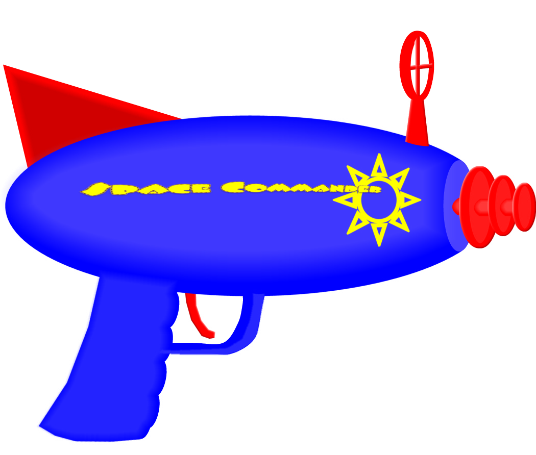 Edupic language arts images. Clipart gun toy