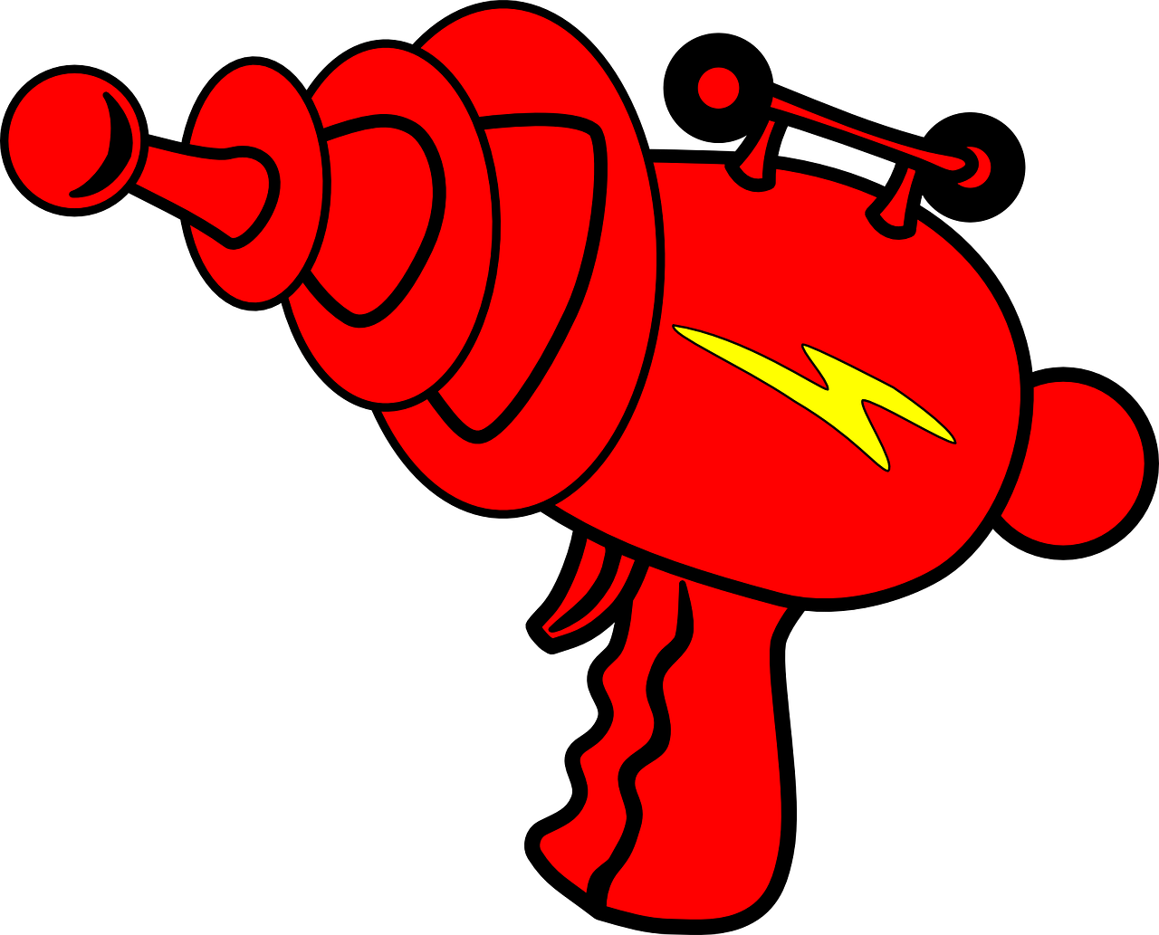 Clipart gun toy. Laser ray png image