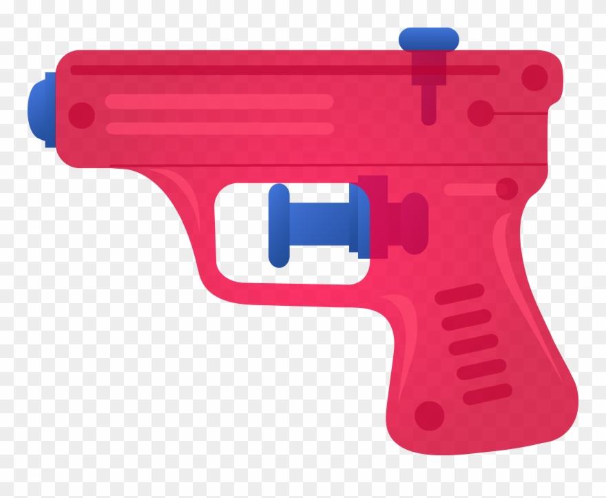 Laser squirt clip art. Clipart gun toy