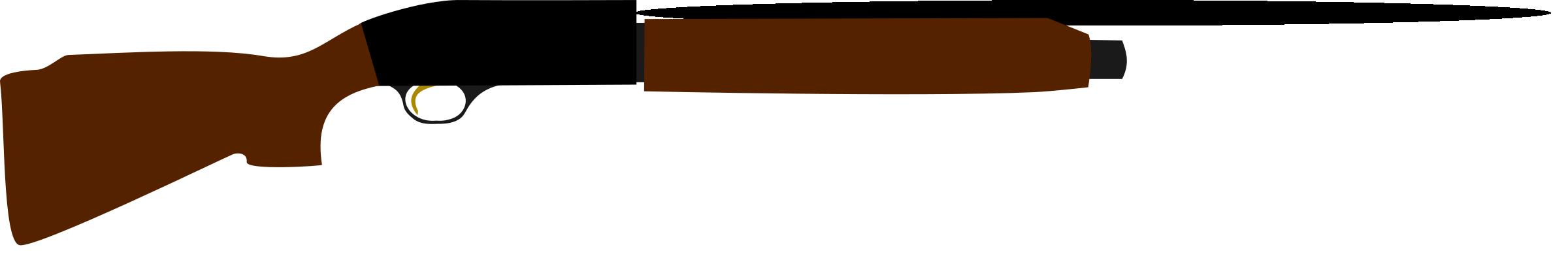 Clipart gun transparent background. Shotguns shotgun