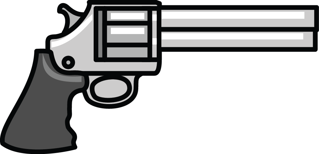 Clipart gun transparent background.  collection of high