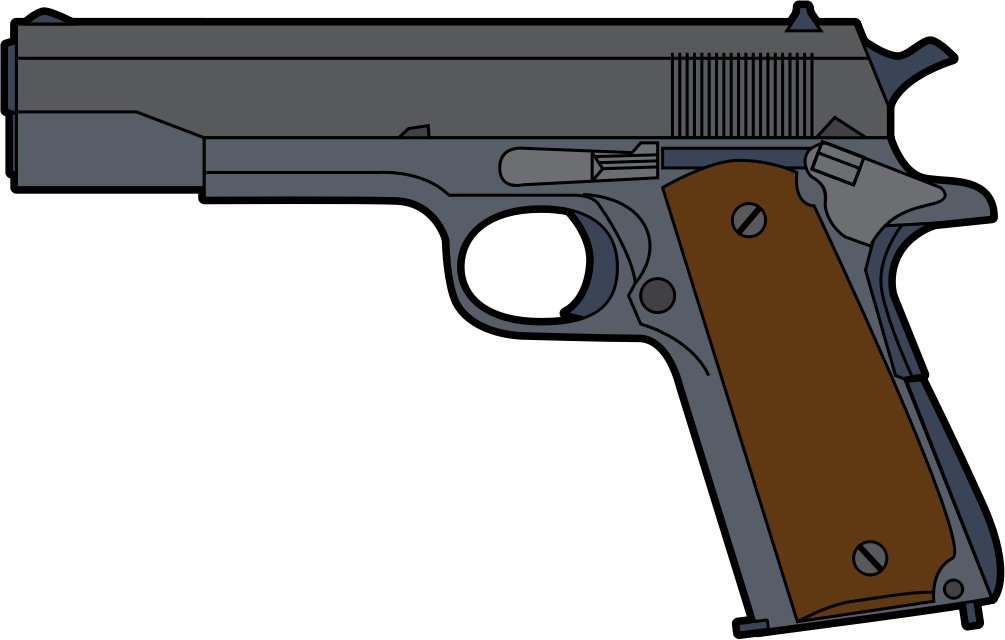 collection of high. Clipart gun transparent background