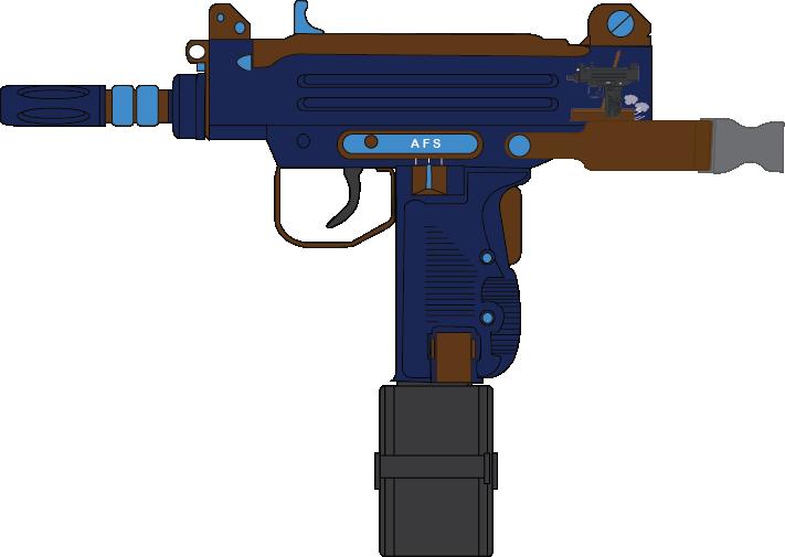 Microuzi explore on deviantart. Clipart gun uzi