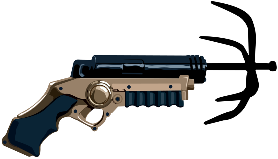 Grappling by wkcore on. Clipart gun vector