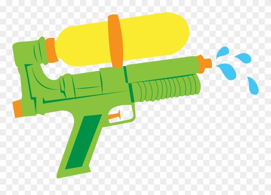 Photo by kammytroquinhas png. Gun clipart water gun