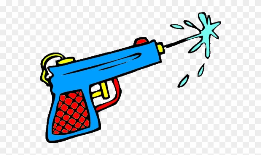 Pistol png . Guns clipart water gun