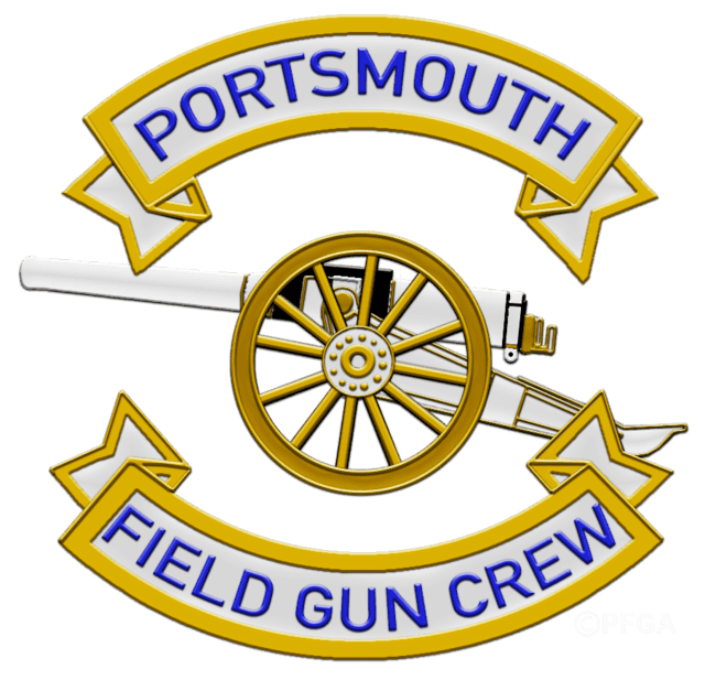 The field gun run. Guns clipart welder