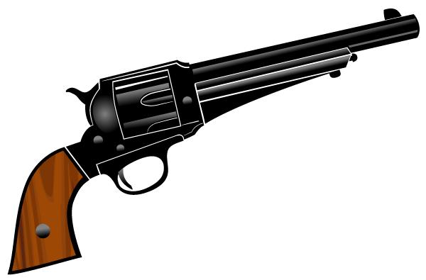 Clipart gun wild west. Pin na