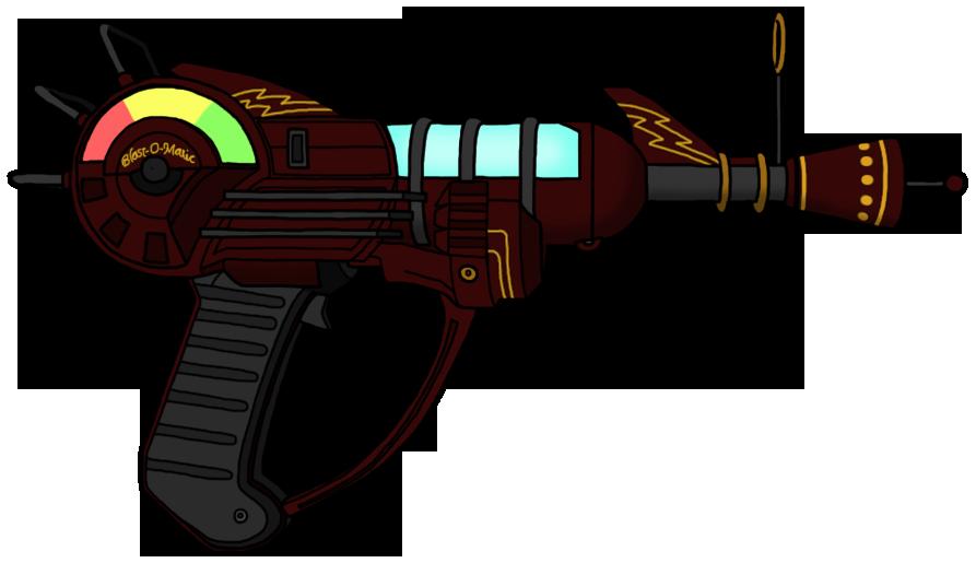 Ray v by d. Clipart gun ww1 gun
